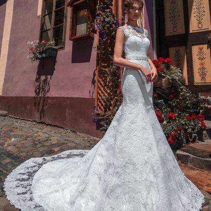 Свадебное платье, арт. 1060