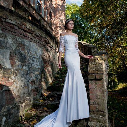 Романтичное платье, арт.1068 прокат
