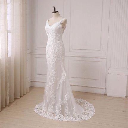 Свадебное платье Русалка, арт. 1081