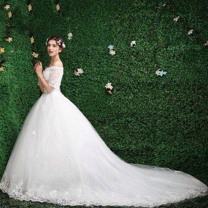 Пышное свадебное платье, арт. 1086