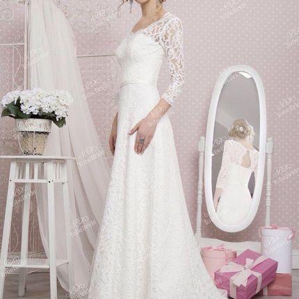 Длинное свадебное платье, арт. А1095