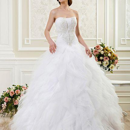 Пышное свадебное платье, арт. А1141