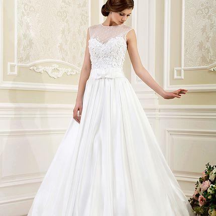 Пышное свадебное платье А1145 в аренду