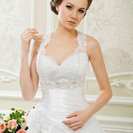 Свадебное платье А-силуэта А1151