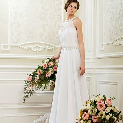 Длинное свадебное платье А1152