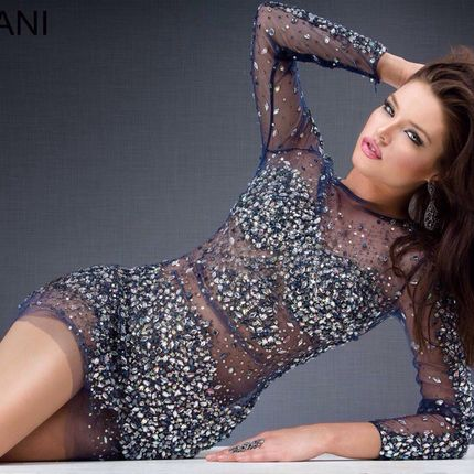 Аренда платья от Jovani