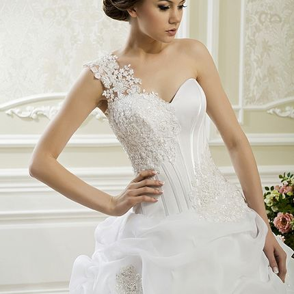 Пышное свадебное платье А1154
