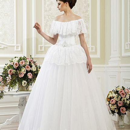Пышное свадебное платье А1158