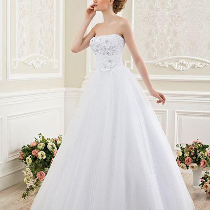 Пышное свадебное платье А1184