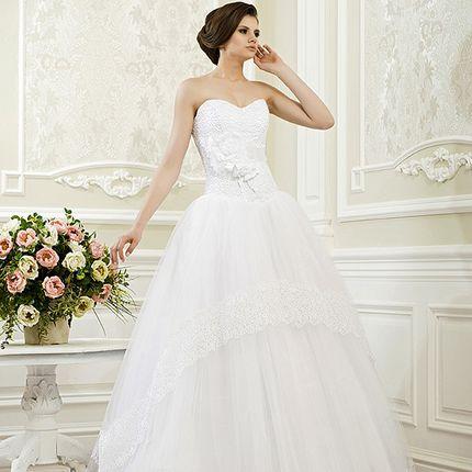 Пышное свадебное платье А1186
