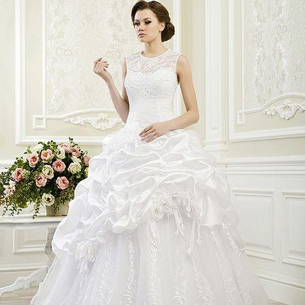 Пышное свадебное платье А1187