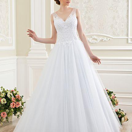 Пышное свадебное платье А1190
