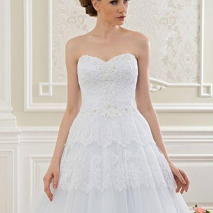 Пышное свадебное платье А1192