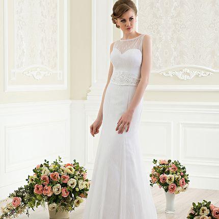 Свадебное платье силуэта рыбка А1204