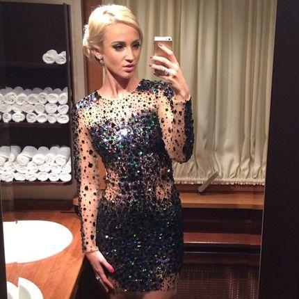 Прокат вечернего платья от Jovani А1249