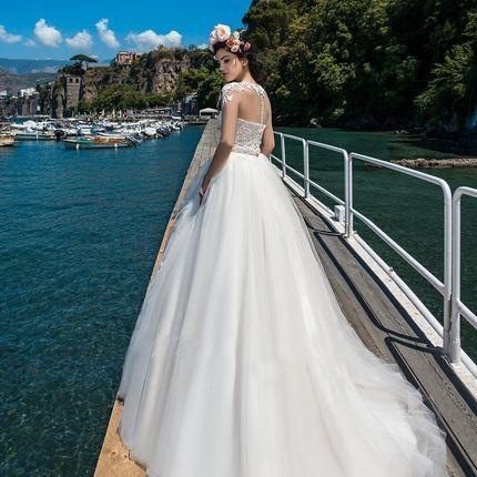 Свадебное платье пышное А1258