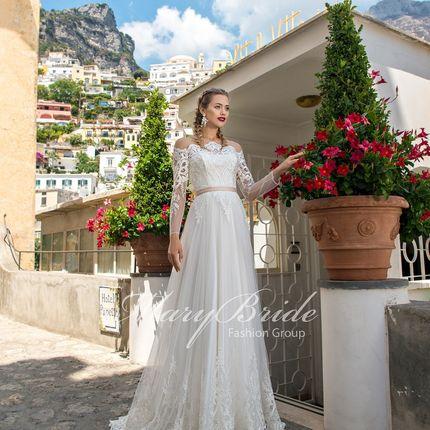 Платье длинное  А1271 прокат