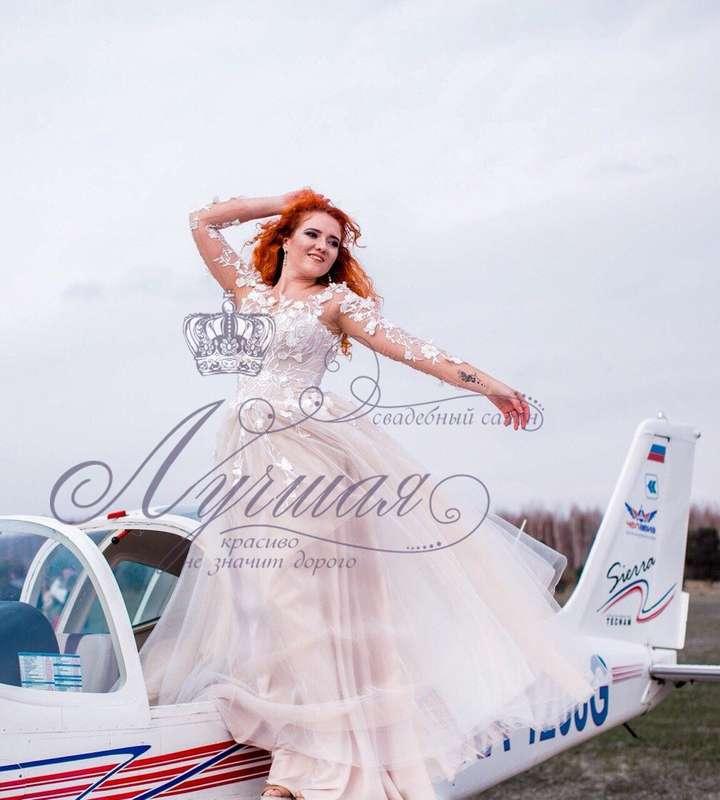 Свадебное платье А1327. Покупка НОВОГО 21.500р. Прокат свадебных платьев от 1.900 р до 14.500р на три дня. Есть отдельно ряд платьев для проката! - фото 17607076 Свадебный салон InLove