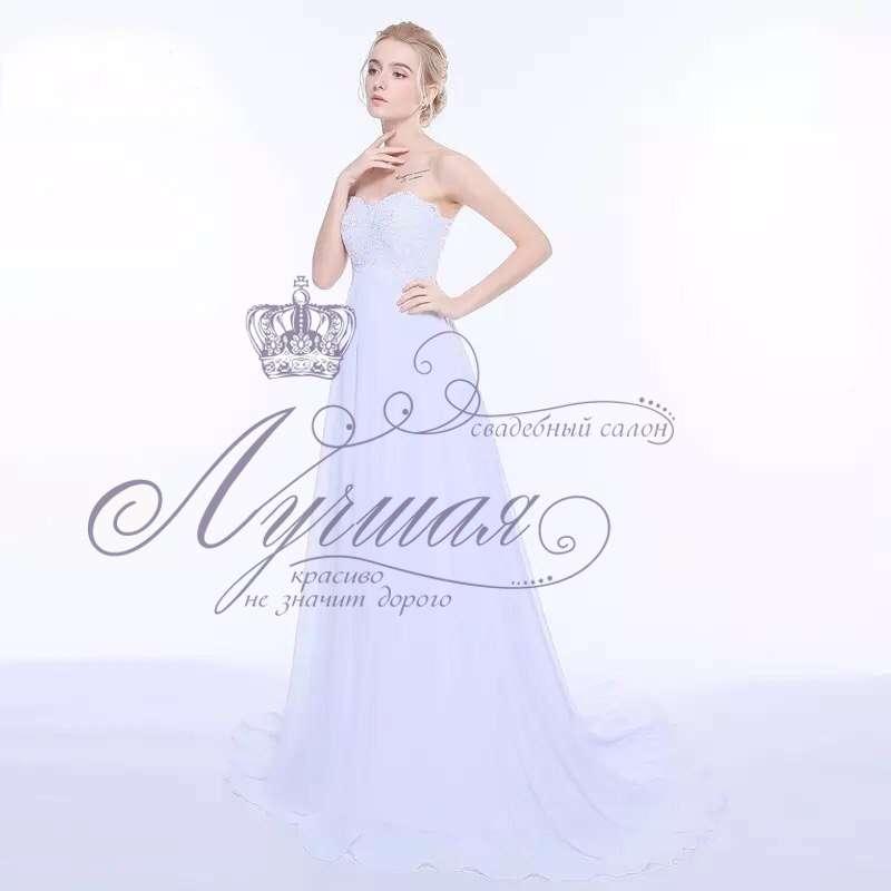 Свадебное платье А1328. Покупка НОВОГО 18.500р. Прокат свадебных платьев от 1.900 р до 14.500р на три дня. Есть отдельно ряд платьев для проката! - фото 17607080 Свадебный салон InLove
