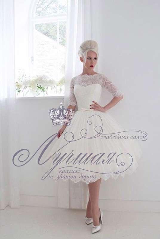 Свадебное платье А1361. Покупка НОВОГО 22.500р. Прокат свадебных платьев от 1.900 р до 14.500р на три дня. Есть отдельно ряд платьев для проката! - фото 17696710 Свадебный салон InLove