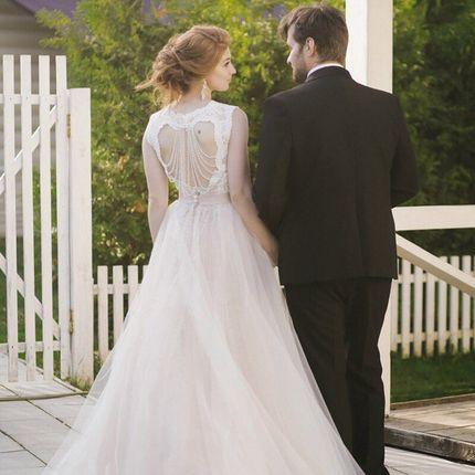 Свадебное платье-трансформер А1416