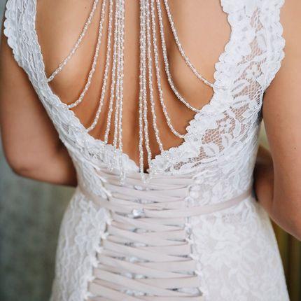 Свадебное платье силуэта рыбка А1429