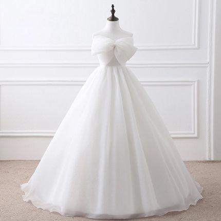 Платье пышное А1450