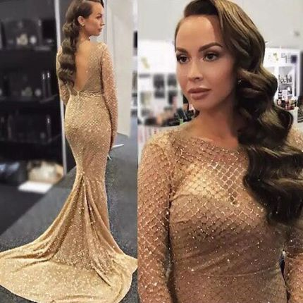 Вечернее платье А1455 прокат