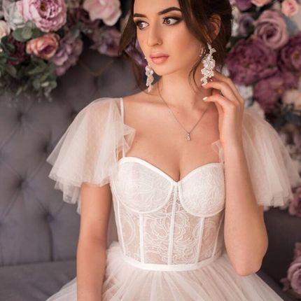 Платье в стиле бохо А1606