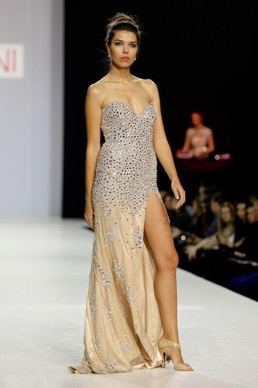 Прокат вечернего платья А1625