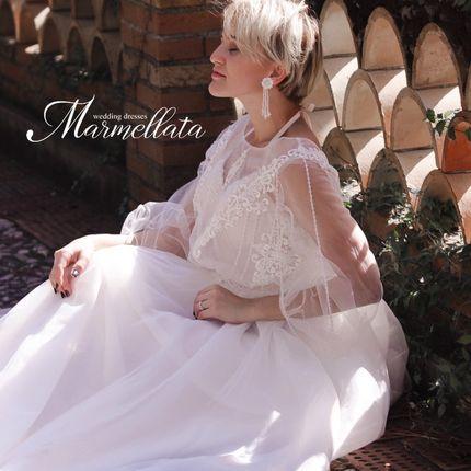 Платье с кофточкой А1666 прокат