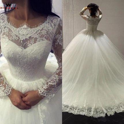 Платье пышное А1663 прокат