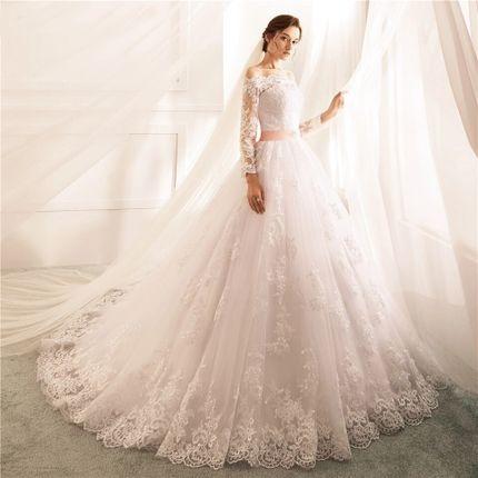 Платье пышное А1685 прокат