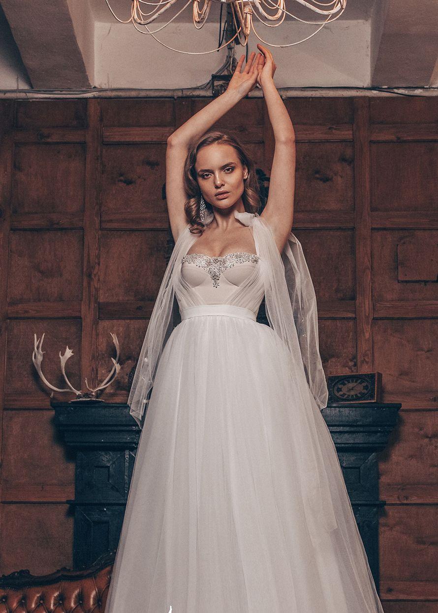 Платье пышное А1736