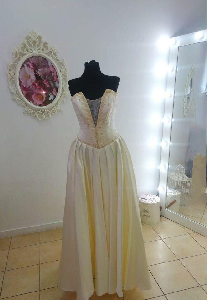 Платье атласное А1809