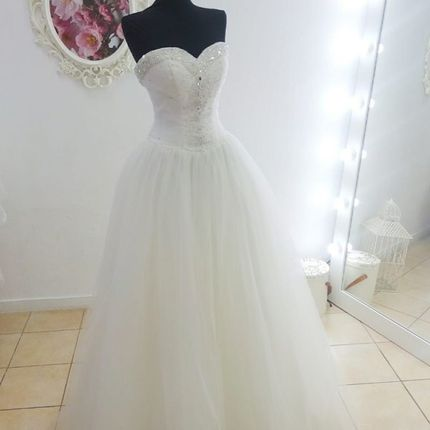 Платье пышное А1811