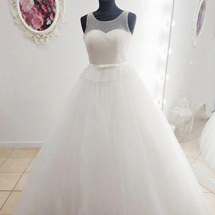 Платье на лямках А1832