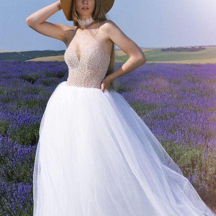 Платье пышное А1872