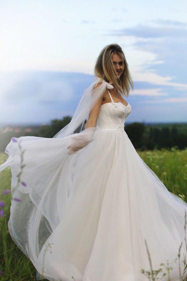Платье на бретелях А1878
