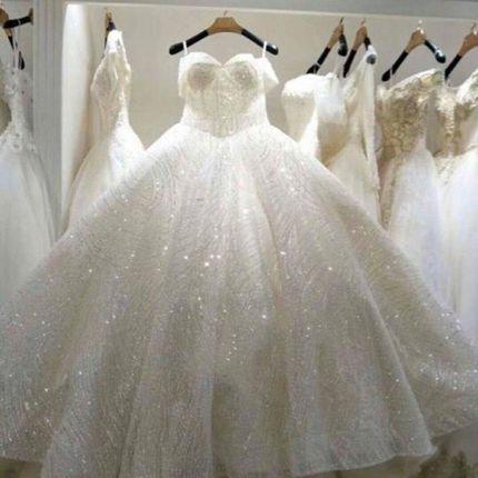 Свадебное платье - Кекс