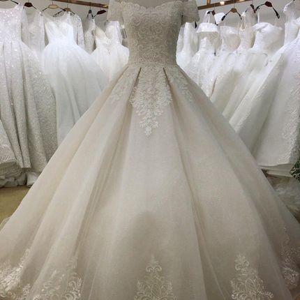 Свадебное платье А1896