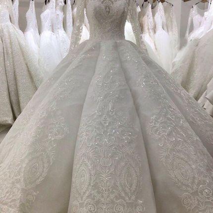 Свадебное платье А1897
