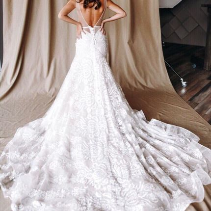 Свадебное платье A1907