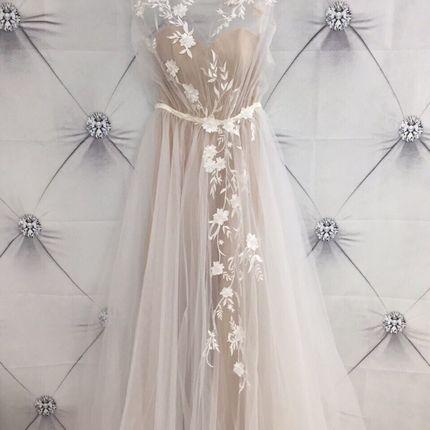 Платье A1934