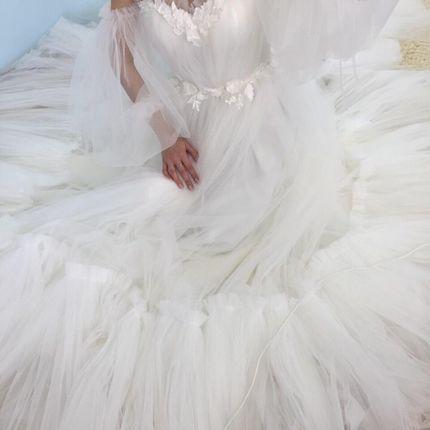 Платье A1971