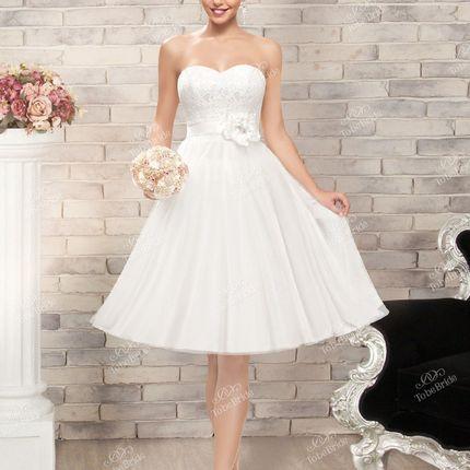Короткое платье A1991