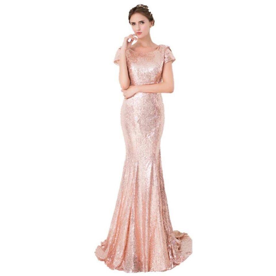 Вечернее платье A1992