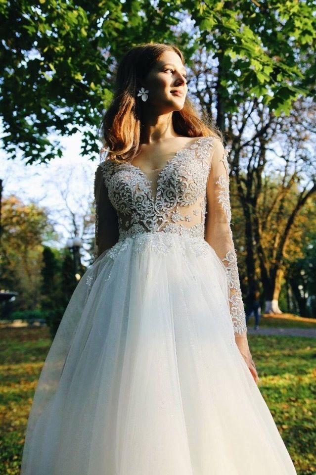 Платье A2010