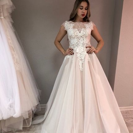 Платье A2069