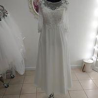 Свадебное платье А2080. Продажа 4.500 руб. Прокат свадебных и вечерних платьев от 1.900 руб. до 14.500 руб. Есть отдельно ряд платьев для проката.
